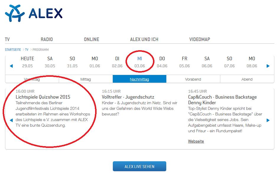 ALEX-TV