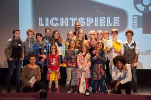 Lichtspiele 2015 - Gewinner*innen Unter16