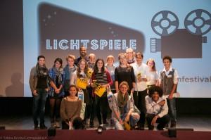 Lichtspiele 2015 - Gewinner*innen Über 16
